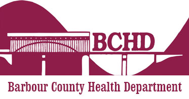 Barbour County Health Department Logo